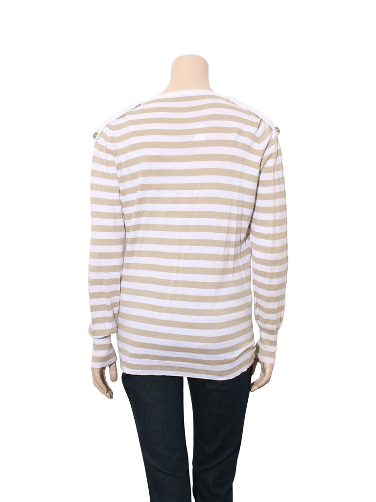 Burberry Striped Sweater