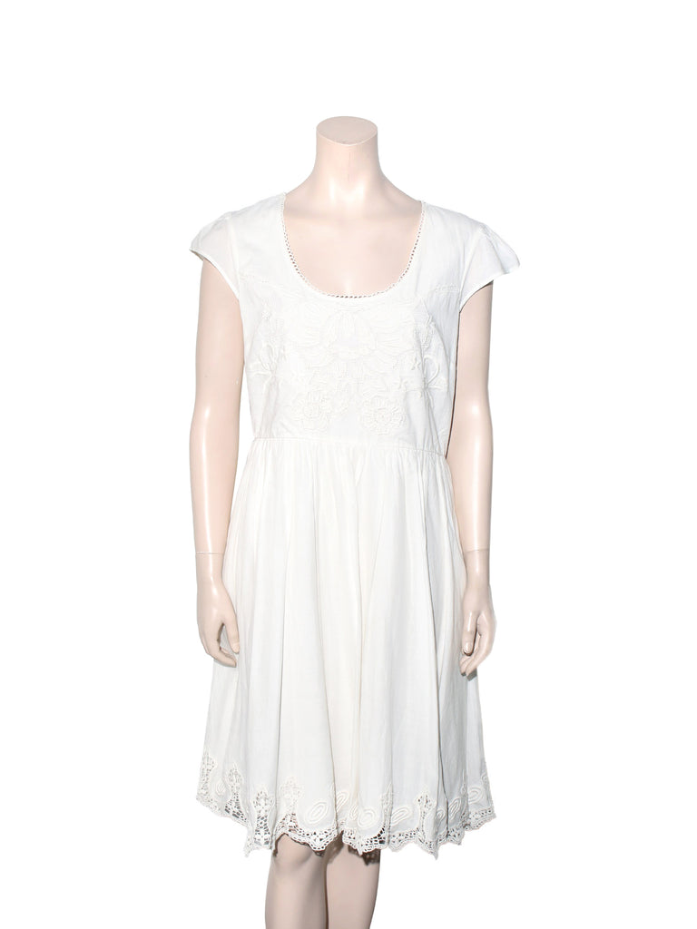 Reiss Cotton Dress