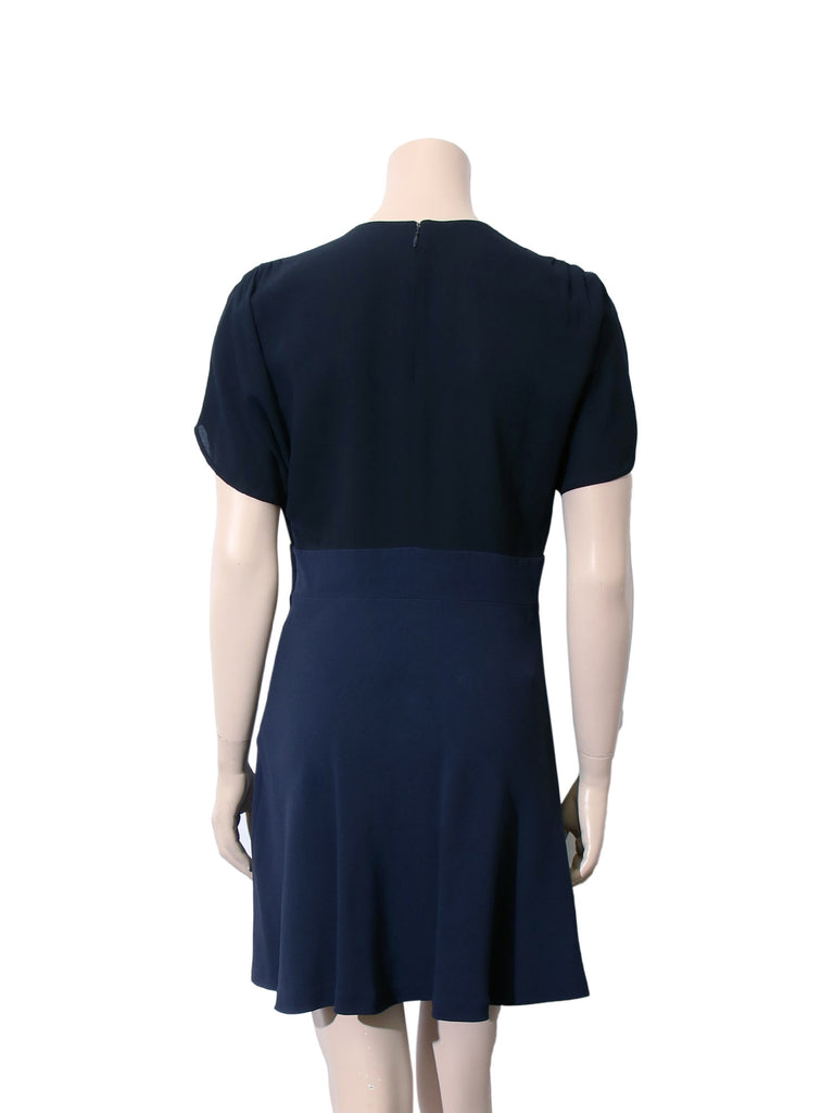 Miu Miu Short-Sleeve Dress
