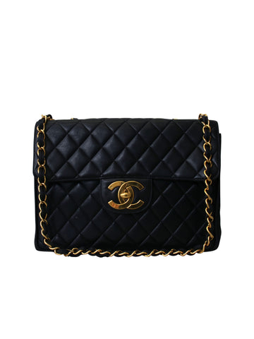 Chanel Vintage Square Flap Bag