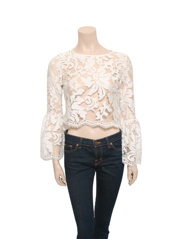 Alexis Vito Lace Top