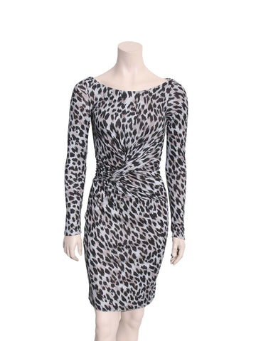Blumarine Leopard Dress