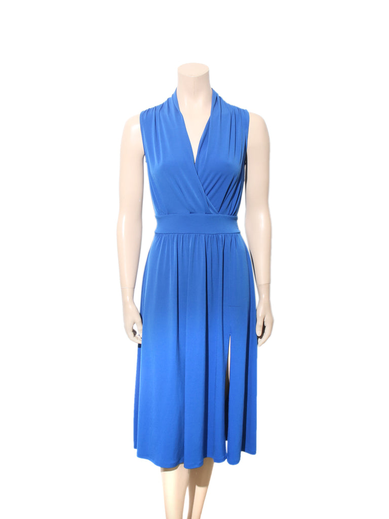 Michael Kors Wrap-Front Dress