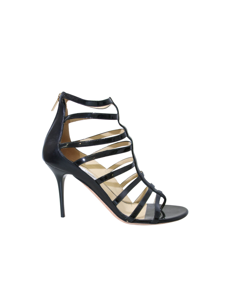 Pre-owned Jimmy Choo Strappy Heels