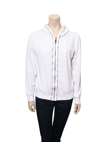 Burberry Cotton Zip-Up