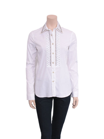Prada Studded Shirt