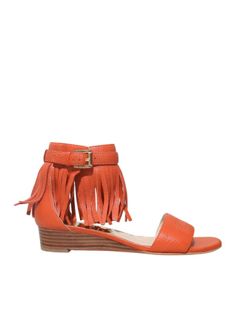 Michael Kors Tribal Grayson Wedge Sandals