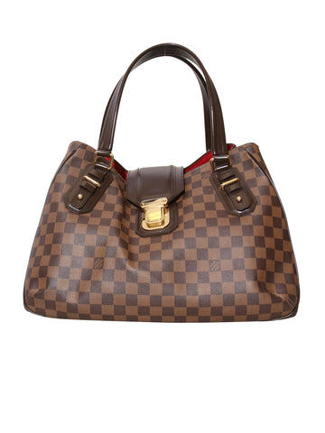 Louis Vuitton Damier Ebene Griet Satchel