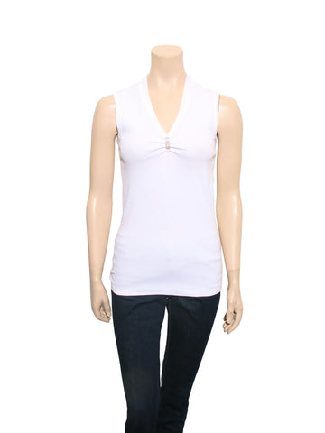 Brunello Cucinelli Rib Knit Top