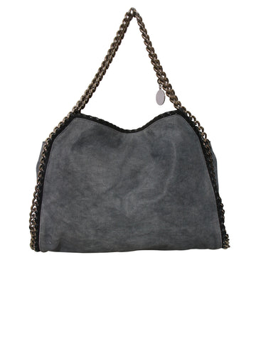 Stella McCartney Canvas Falabella Shopper Tote
