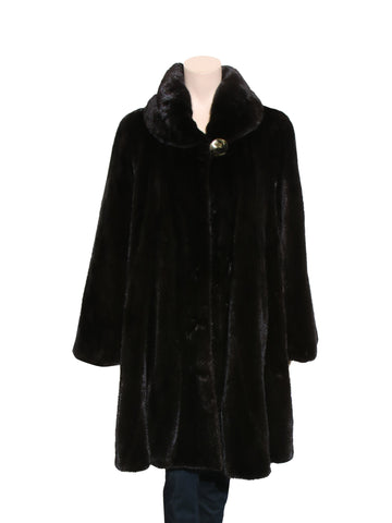 Blackglama Mink Fur Coat