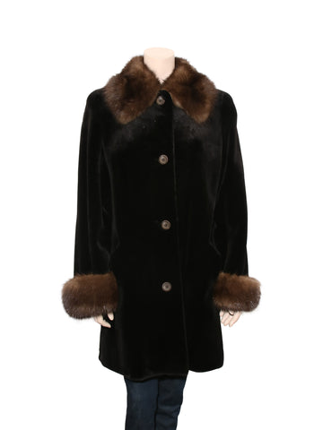 Bisang Couture Mink Coat