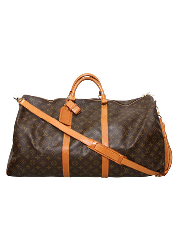 Louis Vuitton Monogram Keepall Bandoulière 60
