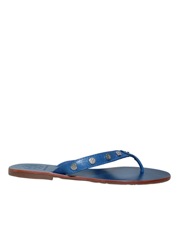 Tory Burch Studded Flat Sandals
