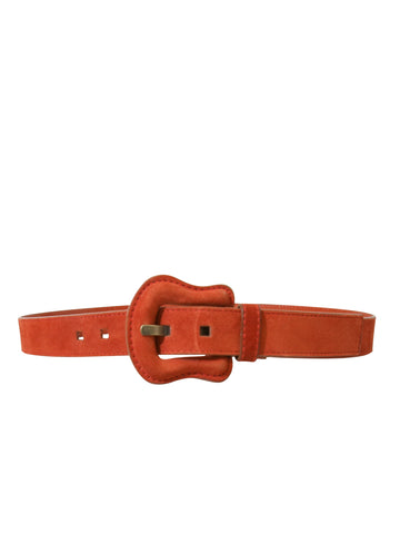 Fendi Suede Waist Belt
