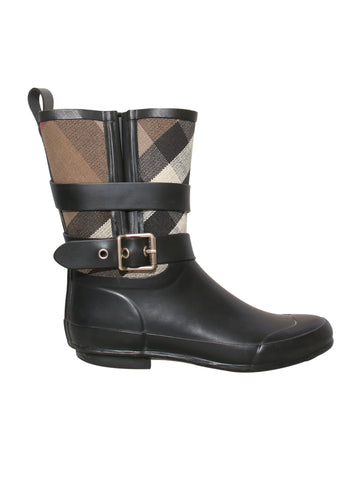 Burberry Holloway Rain Boots