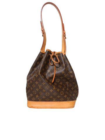 Louis Vuitton Vintage Monogram Noé Bucket Bag