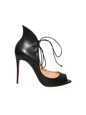 Christian Louboutin Megavamp 100 Kid Pumps