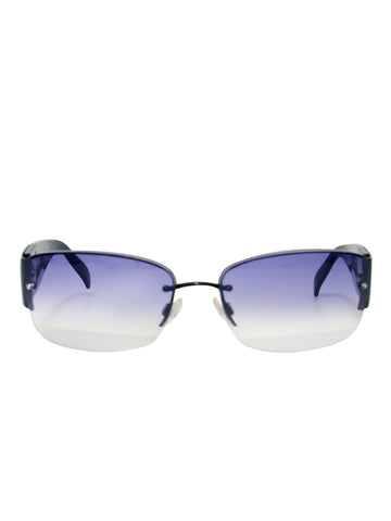 Chanel CC Strass Sunglasses