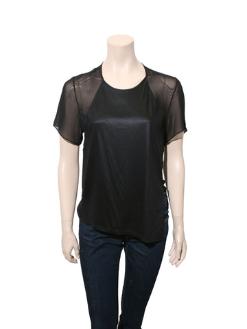 Helmut Lang Sheer Top