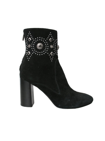 Sigerson Morrison Suede Studded Boots