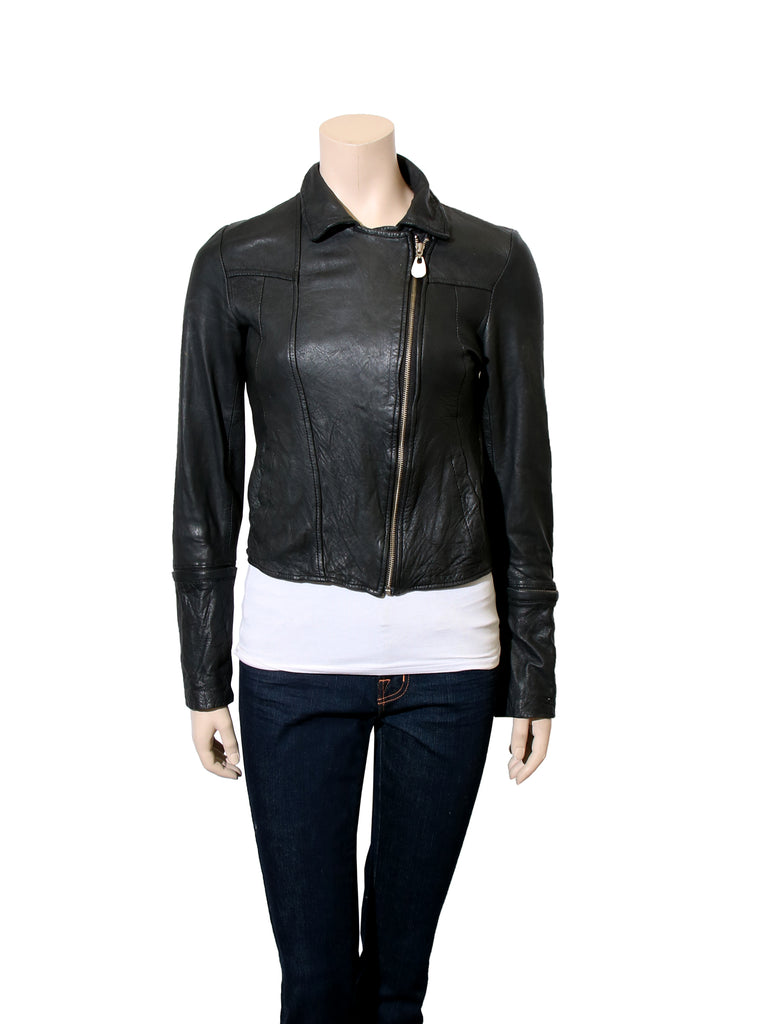 Doma Leather Jacket