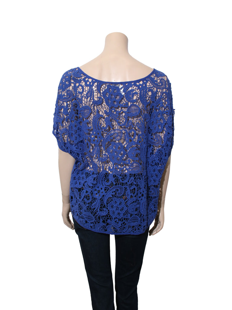 Ella Moss Lace Back Top