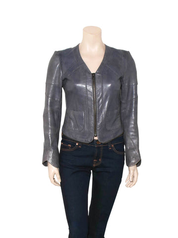 Zadig & Voltaire Leather Jacket