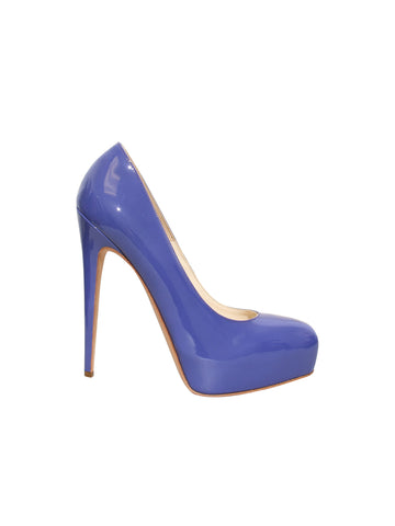 Brian Atwood Leather Pumps