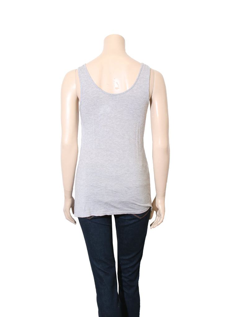 Haute Hippie Graphic Tank