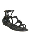 Miu Miu Leather Sandals
