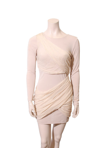 alice + olivia Goddess Draped Dress
