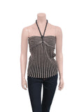 Missoni Shimmer Knit Halter Top