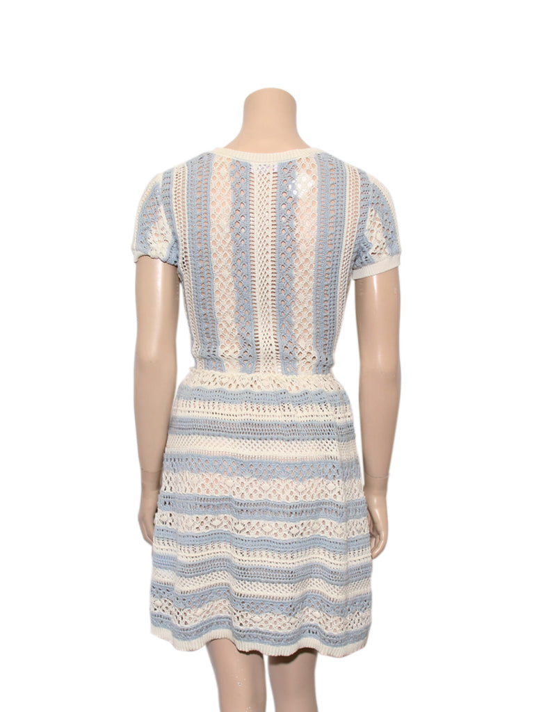 Valentino Crochet Dress