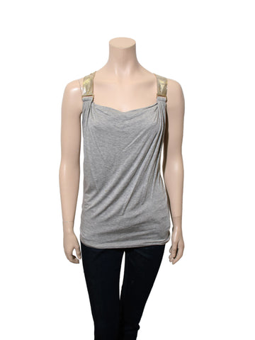 Michael Kors Mesh Strap Top