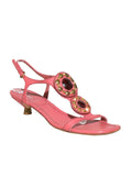 Miu Miu Jewel Sandals