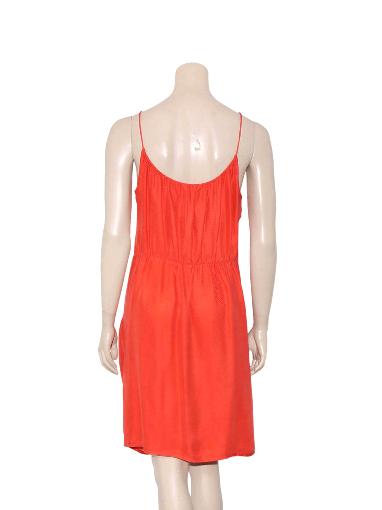 Rebecca Taylor Silk Tank Dress