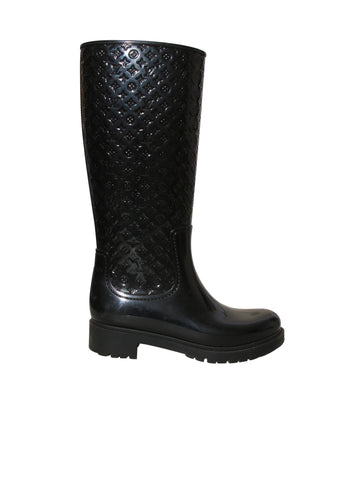 Louis Vuitton Monogram Rubber Rainboots
