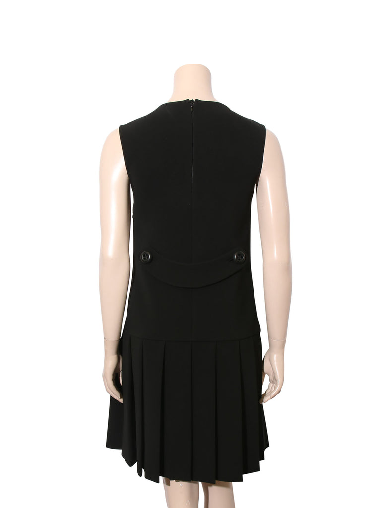Prada Pleated Dress
