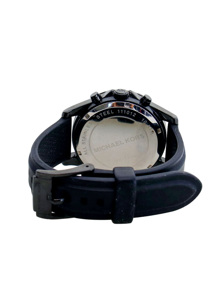 Michael Kors MK 5390 Rubber Watch