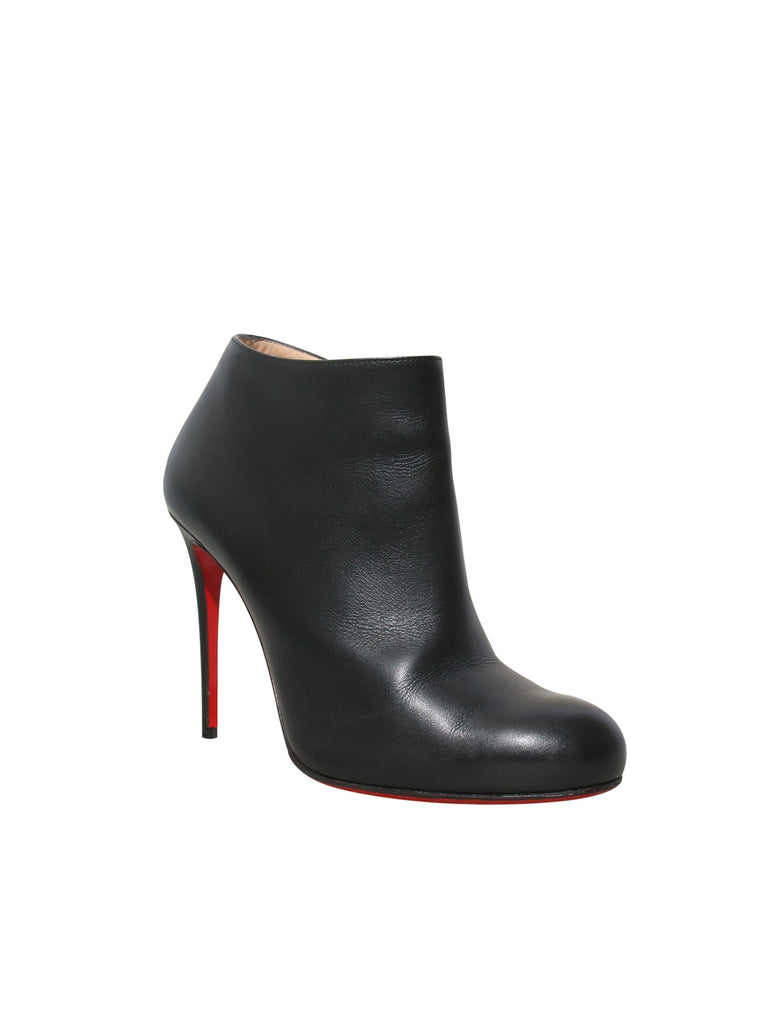 Christian Louboutin Bellissima 100 Leather Booties
