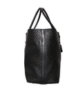 Prada Vitello Fori Leather Tote Bag with Pouch