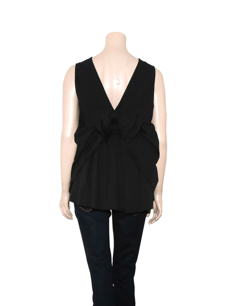 Valentino Back Bow Top
