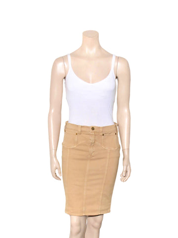 D&G Cotton Pencil Skirt