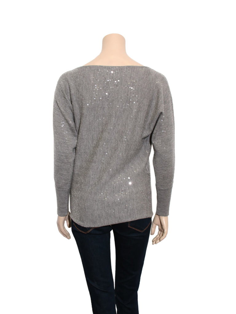 alice + olivia Sequin Wool Sweater