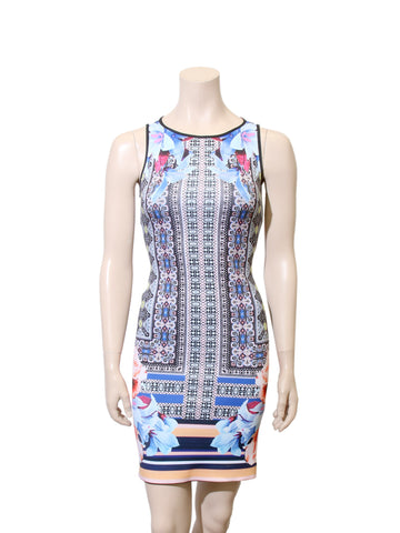 Clover Canyon Printed Dress
