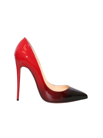 Christian Louboutin Pigalle Follies Degrade 120 Pumps