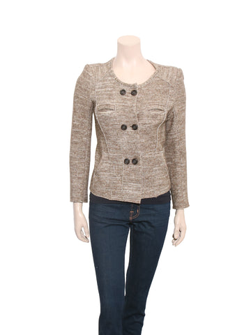 Isabel Marant Cotton and Wool Jacket