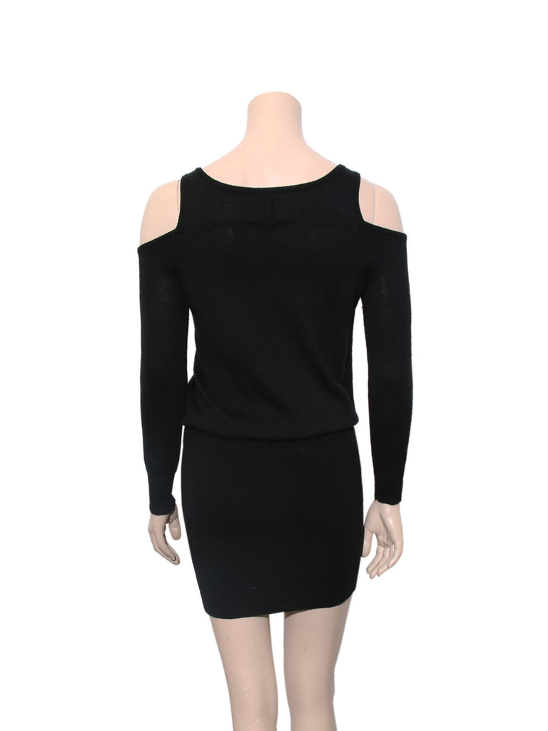 Mason Cut-Out Sweater Dress