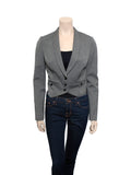7 For All Mankind Cropped Blazer